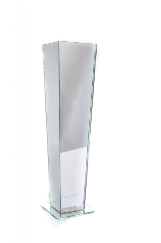 Vaso Espelhado Quadrado