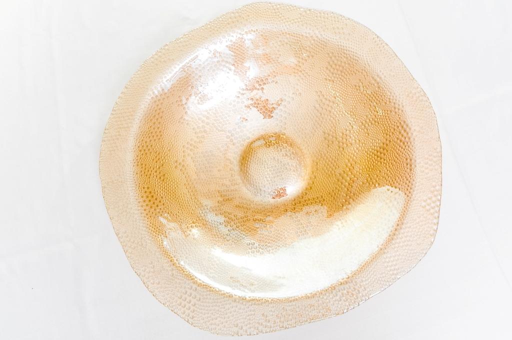 Saladeira Funda Bolhas Champagne Vylux