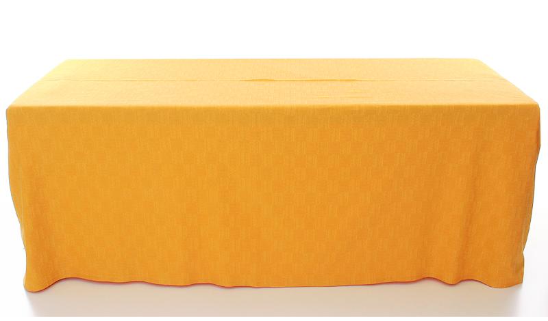 Toalha de Banquete Amarela