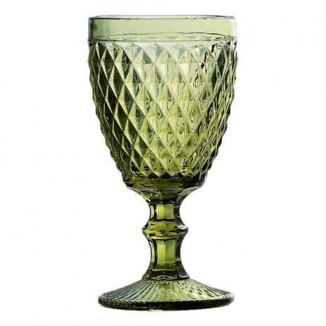 Taça Bico de Abacaxi Verde