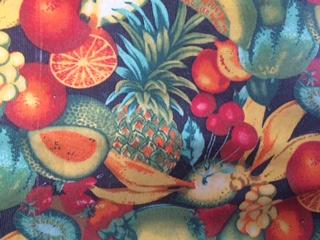 Toalha Quadrada Frutas