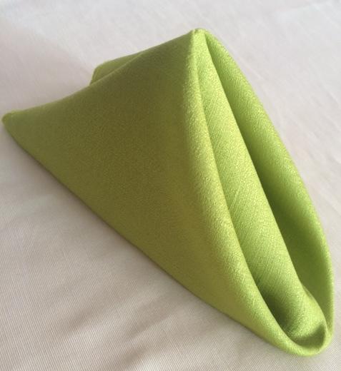 Guardanapo Verde Maçã