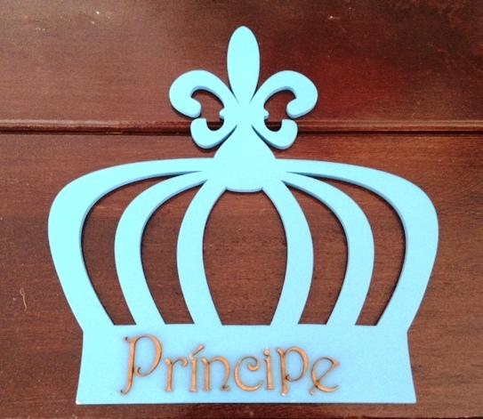 Príncipe - Placa Decorativa