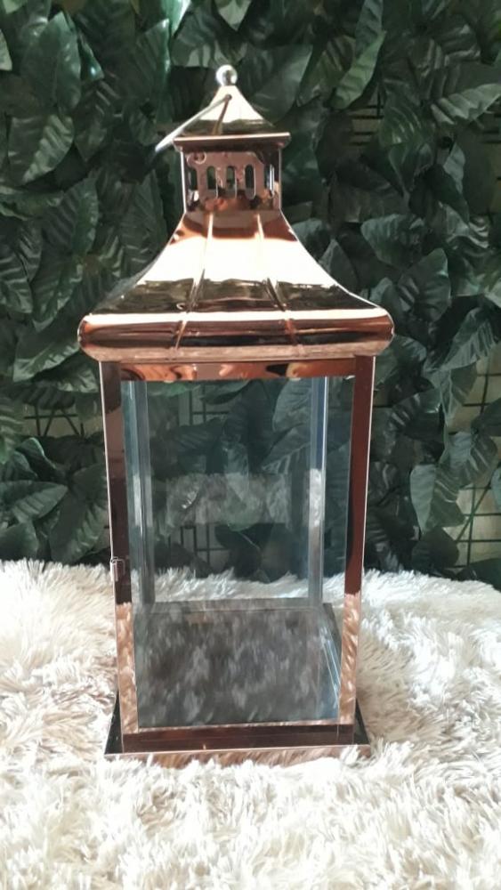 Luminária Cobre G 50Alt x 19Larg