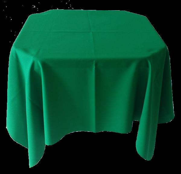 Toalha Quadrada Verde Bandeira