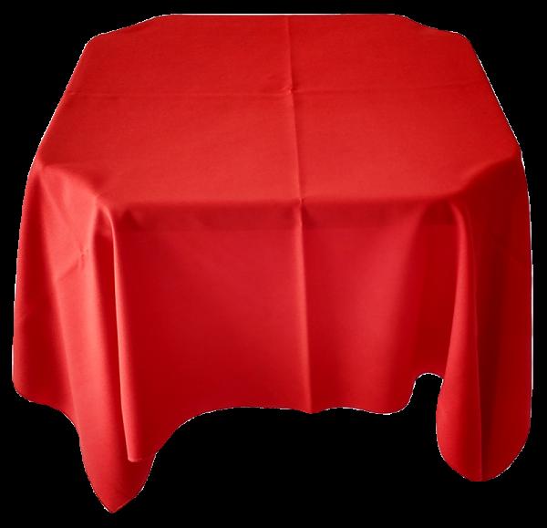Toalha Quadrada Vermelha