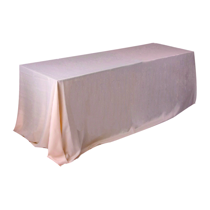 Toalha de Banquete Marfim