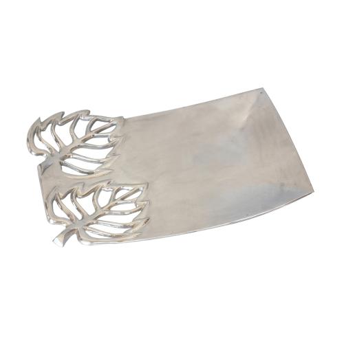 Travessa Alumínio Polido Folha