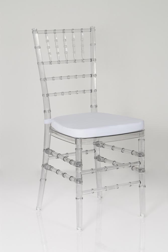 Cadeira Tiffany Cristal - Acrílica