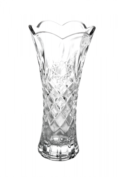 Vaso cristal decorado md cod 36