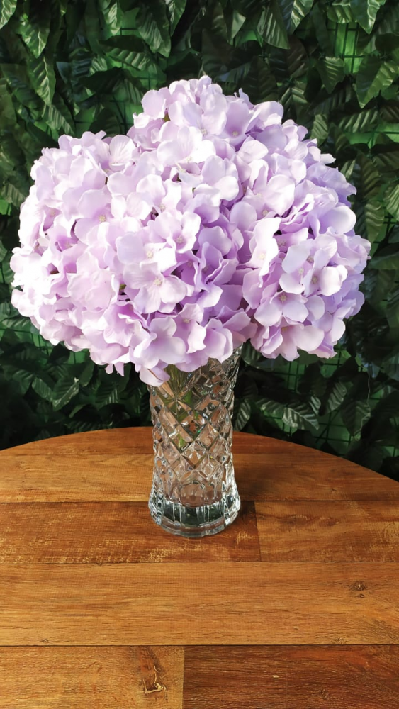 Buque hortência lilás