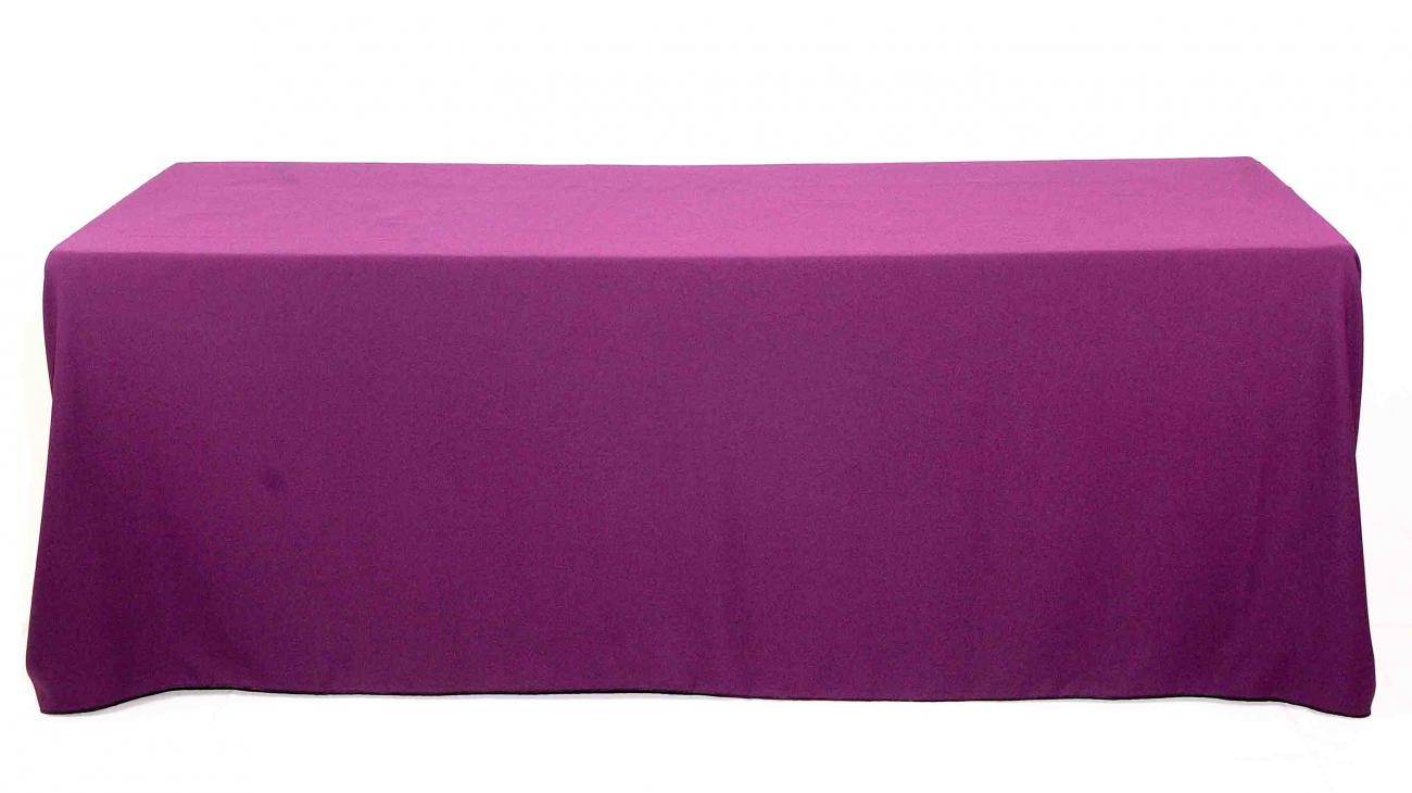 Toalha de Banquete Roxa