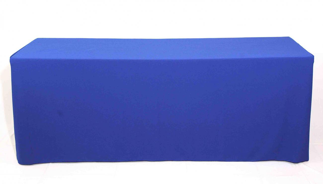 Toalha de Banquete Azul Royal