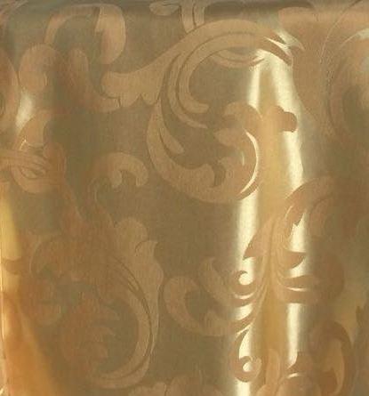 Guardanapo Dourado/Ocre Arabesco