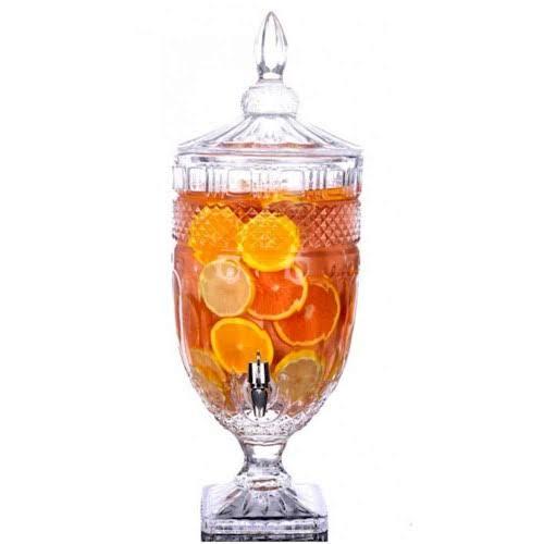 Suqueira de Cristal