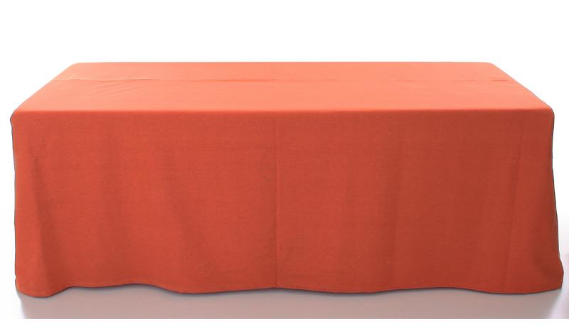 Toalha de Banquete Laranja