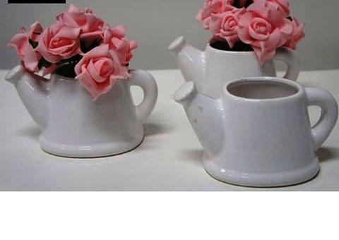 Mini Regador de Porcelana