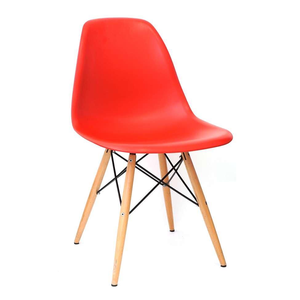 Cadeira chares kids vermelha