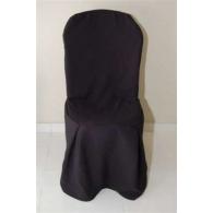 Capa de Cadeira Preta