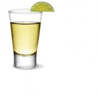 Copo de Tequila / Dose / shot drink