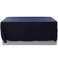 Toalha de Banquete Azul Marinho