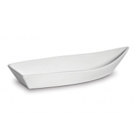 Barca de Porcelana Branca